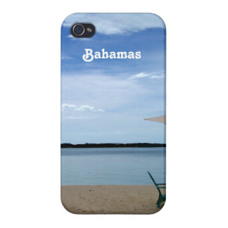 Bahama Beach iPhone 4 Cover