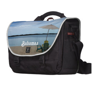 Bahama Beach Computer Bag