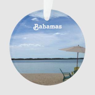 Bahama Beach Ornament