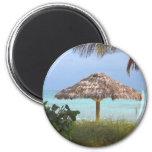 Bahama Beach Paradise Magnets