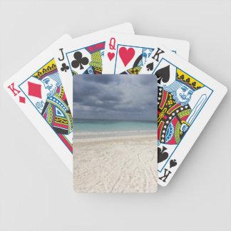 Bahama Beach Playing Card Bicycle Playing Cards