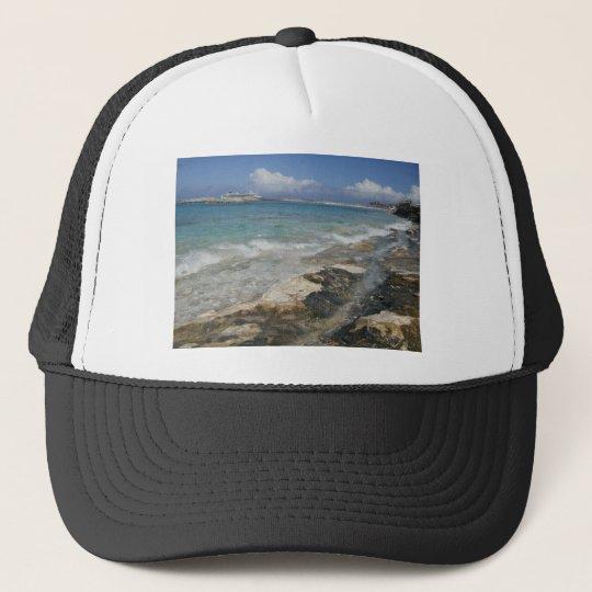 Bahama Beach Trucker Hat
