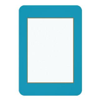Bahama Blue-Ocean Blue-Water Blue Tropical Romance Card