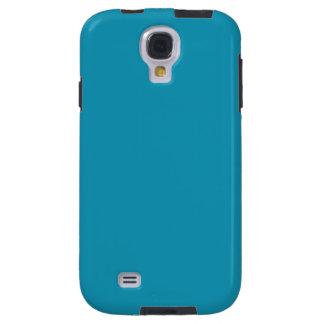 Bahama Blue-Ocean Blue-Water Blue Tropical Romance Galaxy S4 Case