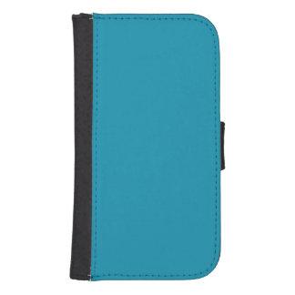 Bahama Blue-Ocean Blue-Water Blue Tropical Romance Phone Wallet