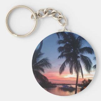 Bahama Evening Keychain