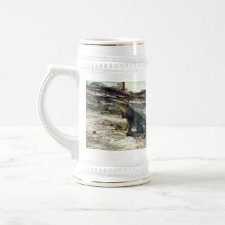 Bahama Iguana Mug