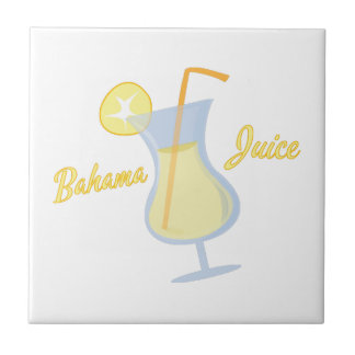 Bahama Juice Ceramic Tile