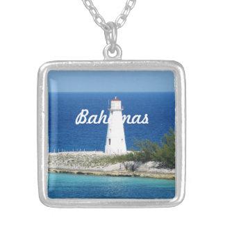 Bahama Lighthouse Personalized Necklace