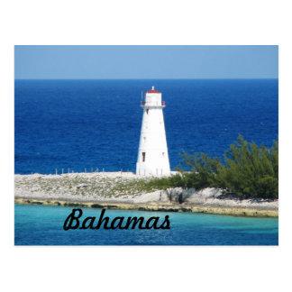 Bahama Lighthouse Postcards