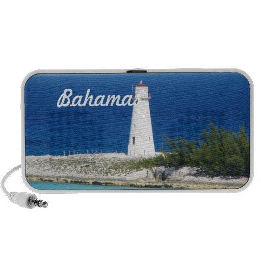 Bahama Lighthouse Travelling Speakers