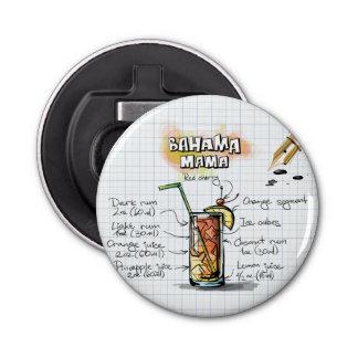 Bahama Mama Bottle Opener