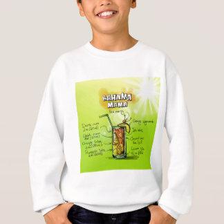 Bahama Mama Drink- Cocktail Gift Sweatshirt