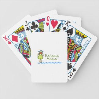 Bahama Mama Bicycle Playing Cards