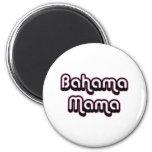 Bahama Mama Refrigerator Magnet
