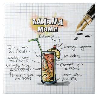 Bahama Mama Tile