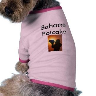 Bahama Potcake Camiseta Con Mangas Para Perro