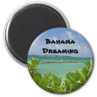 Bahama que soña el imán