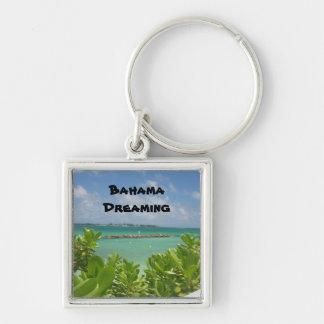 Bahama que soña el llavero