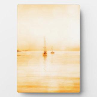 Bahama Sunset Photo Plaque
