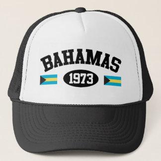 Bahamas 1973 trucker hat