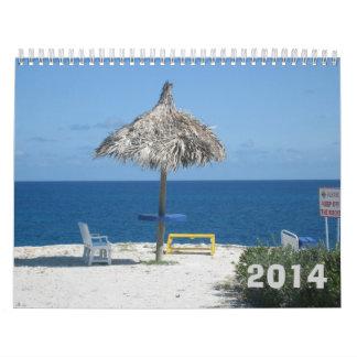 Bahamas 2014 calendars