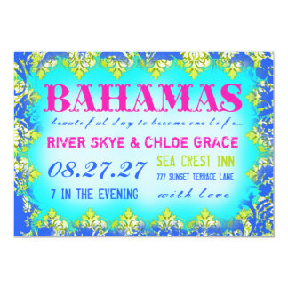 BAHAMAS 2 Destination Invite