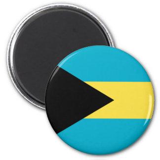 bahamas 2 inch round magnet