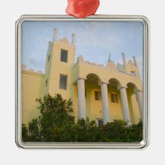 BAHAMAS, Abacos, Great Abaco Island, Marsh Metal Ornament