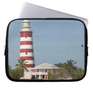 BAHAMAS, Abacos, Loyalist Cays, Elbow Cay, Hope Computer Sleeve