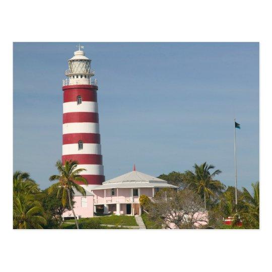 BAHAMAS, Abacos, Loyalist Cays, Elbow Cay, Hope Postcard