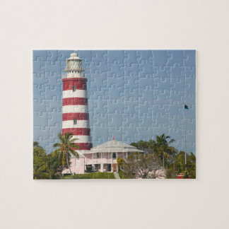 BAHAMAS, Abacos, Loyalist Cays, Elbow Cay, Hope Puzzle