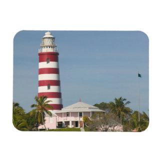 BAHAMAS, Abacos, Loyalist Cays, Elbow Cay, Hope Rectangular Photo Magnet