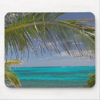 BAHAMAS, Abacos, Loyalist Cays, Man O'War Cay: Mouse Pad