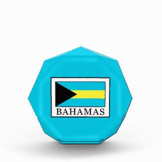 Bahamas Acrylic Award
