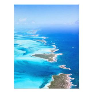Bahamas aerial flyer
