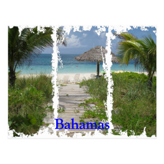 Bahamas apenaron la postal 3