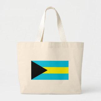 bahamas canvas bag