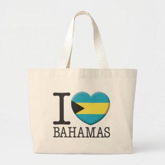 Bahamas Canvas Bags