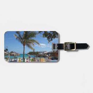 Bahamas Bag Tag