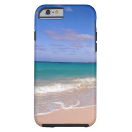 Bahamas Beach iPhone case