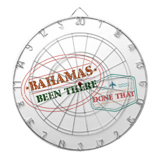 Bahamas Been There Done That Dartboard