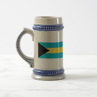 bahamas beer stein