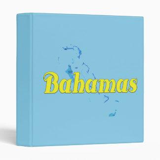 Bahamas Binder