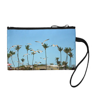 Bahamas Birds flying over blue skies - bag