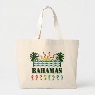 Bahamas Bolsa Tela Grande