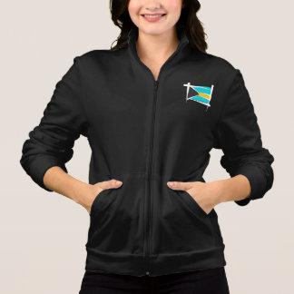 Bahamas Brush Flag Jacket