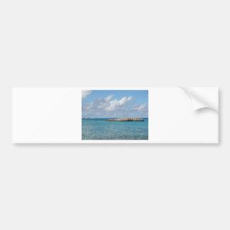 Bahamas Pegatina De Parachoque