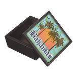 Bahamas Caribbean Islands Souvenir Keepsake Box
