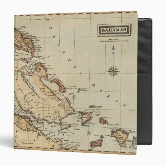 "Bahamas Carpeta 1 1/2"""